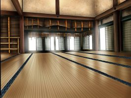 The Dojo by eigo-otaku