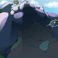 Plushez Comission - Gigant Goodra by saintdraconis