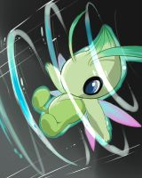 Celebi by LuckyPupa