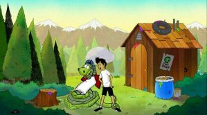 sanjay and craig diney style by nissimaharonov