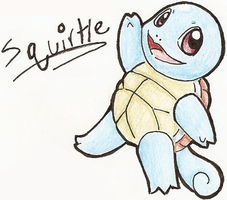 Squirtle by Fire-Girl872