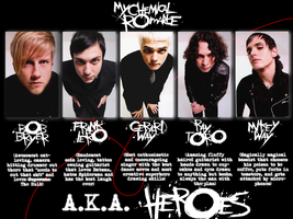 The Heroes of MCR by Jenni-stole-ur-Penny