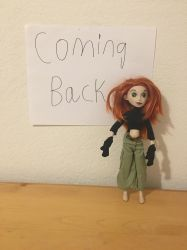 Kim possible live action movie ?? by montrain101
