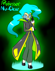 Nu-Clear Bleedman commission colored ver by Glitched-Irken