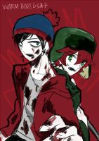 Warm Bodies #7 by shiron2611