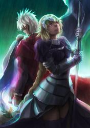 Rulers - Fate/Apocrypha by IKHC