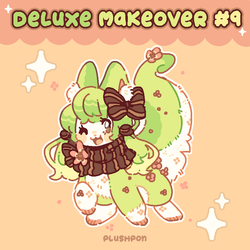 deluxe makeover seat #9 - Faileh by plushpon