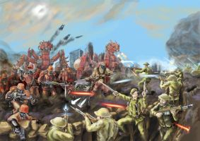 Fury of the Blood Pact by dukeleto