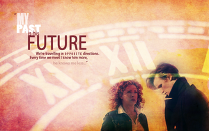 My Past is His Future by CarolynMary