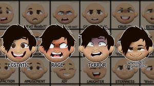 The Many Faces of Markiplier [SNEAK PREVIEW] by TrebleSketchOfficial