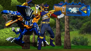 MMD NC - Deathryuger by Zeltrax987