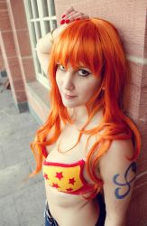 Nami Punk Hazard Cosplay One Piece by Lucy-chan90