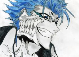 Grimmjow Jaggerjaques by Quinninism