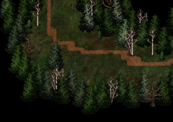West Forest B by KingsCourtGames