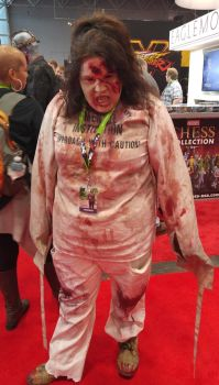 Zombie by LexCorp213