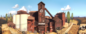 Red 2Fort Panorama by Enjuaguese
