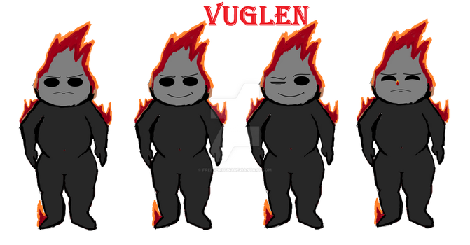 Vuglen by FreeSpirit343
