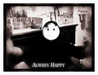Always Happy by gringoloco