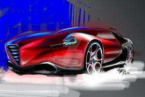Alfa Romeo Design by chrislah294