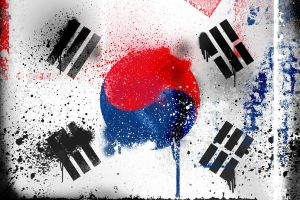 Flags: South Korea by wfysh0612