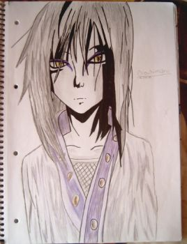 Orochimaru Unfinished by ILoveAnime4-Ever