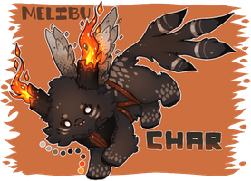 MELIBU Raffle : CHAR : (WINNERS ANNOUNCED) by Wafkie