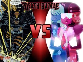 Dark Claw vs Garnet by ToxicMouse77