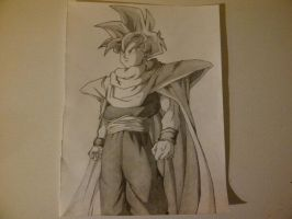 Cell Games Gohan by boy225