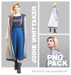 Jodie Whittaker PNG Pack 01 by JJ-247