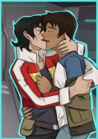 Klance Making Out by Jenni41