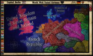 German Confederation|Alternate World by Breakingerr