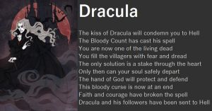 Dracula by demonrobber