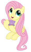 Vector - Fluttertea A by SketchMCreations