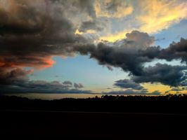 Florida Clouds by silvermist999