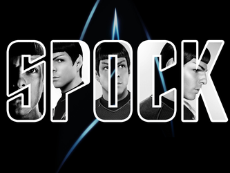 Star Trek 09: Spock by kaeili