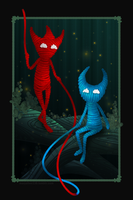 Unravel Two by maryallen138