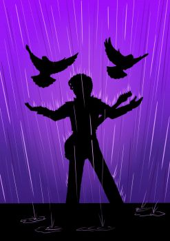 Purple Rain by carriehowarth