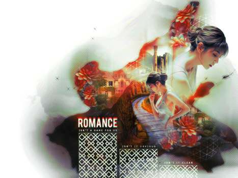 #16 Romance - blend by Starved-Soul