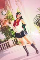Sailor Pluto the guardian of time by Giorgiacosplay