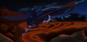Twilit Flight by Scarredblade