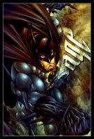 Batman by DarkSage03