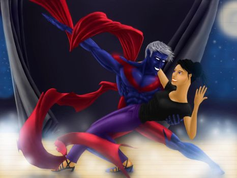 Our Dance by SiriusSteve
