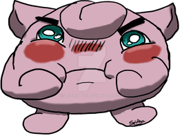 Jigglypuff is Not Upset by Le-Smittee