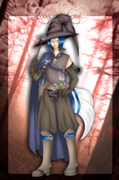 [MI] Event Halloween 2015 : Aaron by Fidchelle