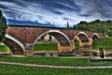 Stari Most ver 2 HDR by cyberhrc