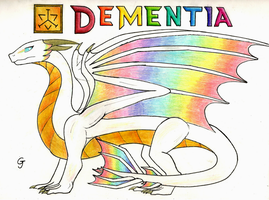 Dementia by Vincent-Wullf