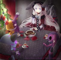 Afternoon Tea by RimaPichi
