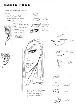face study by particle9