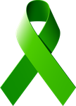 Green Awareness Ribbon by skyzyk