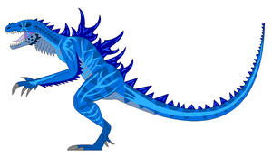 Bluezilla by EliteRaptor2015